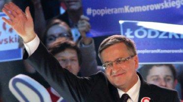 Bronisław Komorowski | Andrzej Duda