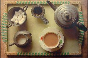 Picie herbaty wyd�u�a �ycie