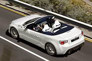 Toyota FT-86 Open Top Concept