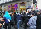 Atak na squaty: W środku były dzieci