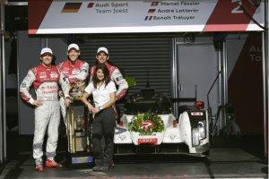 24h Le Mans | Ciekawe fakty o zwycięskim Audi
