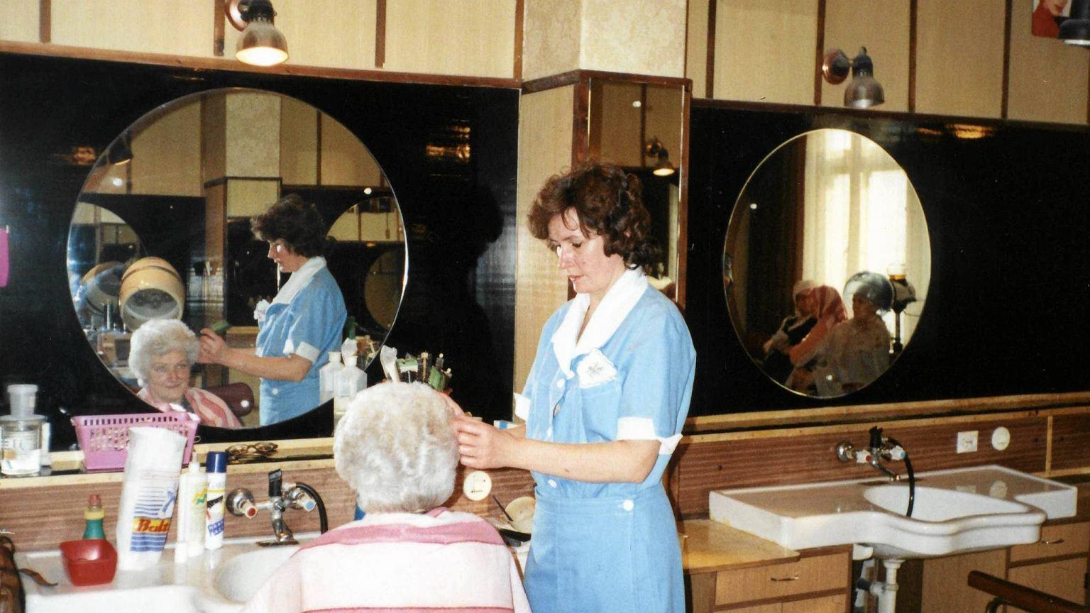 Salon fryzjerski ewa zielona gora