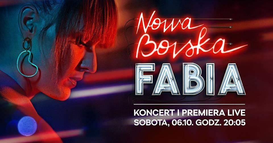 Nowa Bovska & FABIA LIVE
