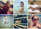Gdzie i jak gwiazdy sp�dzaj� wakacje? Odpowiedzi szukamy na Instagramie