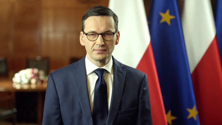Mateusz Morawiecki. Orędzie o ustawie o IPN