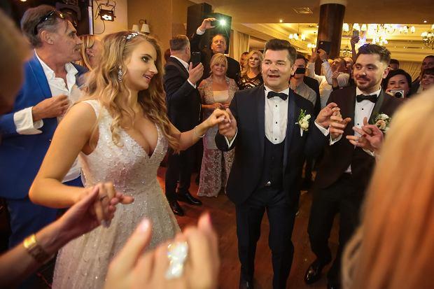 Ślub syna Zenka Martyniuka