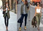 Kolor khaki nie musi wyglądać militarnie - zainspiruj się gotowymi stylizacjami