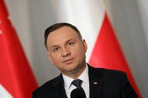 Prezydent Andrzej Duda w Gdańsku o zmianach w konstytucji