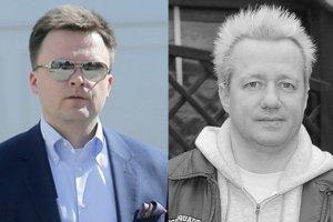 Szymon Ho�ownia i Robert Leszczy�ski