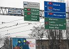 Autostrada A1 i A2: znaki wreszcie pojawi� si� na ulicach