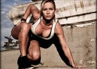 Zuzka Light - guru fitnessu z youtube
