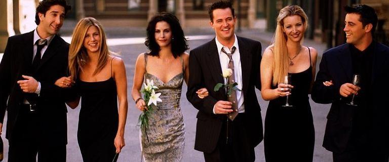 Jak zmienili się aktorzy serialu Friends? Zobacz, kto po latach wygląda najlepiej