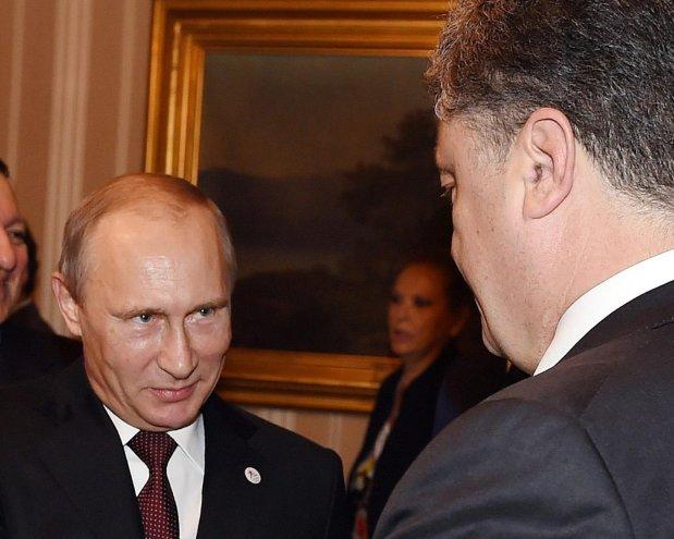 Poroszenko i Putin si� dogadali. Ukraina b�dzie mia�a gaz na zim�