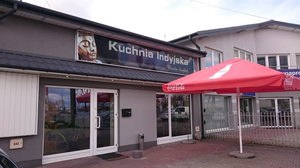 Knajpy niepozorne II Warszawa
