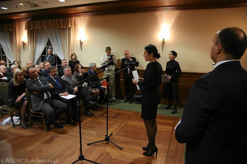 W Szczecinie Powstał Nowy Konsulat Minister Spraw Zagranicznych