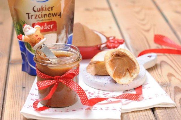 Krem z ciastek korzennych z Cukrem pudrem trzcinowym - doskona�y prezent na Miko�ajki