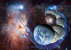 Woda na Ziemi jest starsza ni� Uk�ad S�oneczny - odkryli naukowcy. Sk�d si� wzi�a?