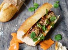 Wietnamskie kanapki bánh mi - ugotuj