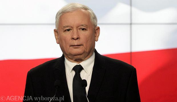 Powiększenie Warszawy. Kaczyński: Nad ustawą trzeba popracować