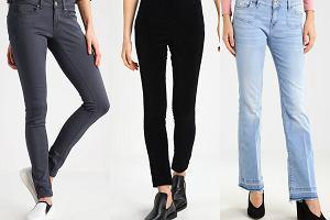 Jeansy idealne - jak dobrać krój do sylwetki?