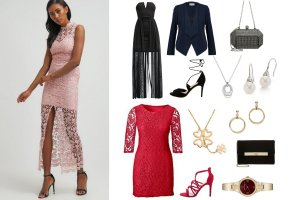 58fb73ef29 Sukienki z przezroczystościami w 3 zmysłowych stylizacjach