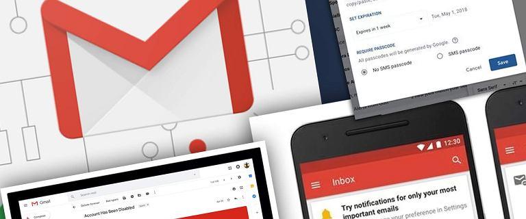 Gmail w kompletnie nowej odsłonie już dostępny. Lista najważniejszych zmian
