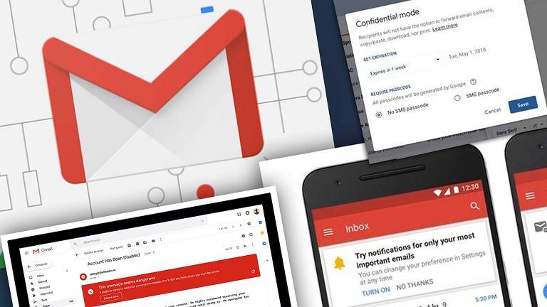 Google prezentuje nowy Gmail