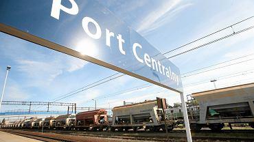 Stacja towarowa Szczecin Port Centralny