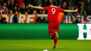 """""""Lewandowski? Nie ma przysz�o�ci w Monachium!"""". """"Focus"""" ironicznie o polskim napastniku"""