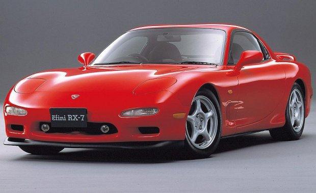 Mazga RX-7 Cabrio 1993 - 2002