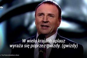 Jacek Kurski wygwizdany na festiwalu w Opolu. Błyskawicznie znalazł wytłumaczenie