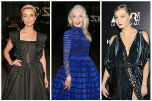 Flesz Fashion Night: największe gwiazdy jako muzy projektantów w sukniach haute couture. Kto wyglądał najlepiej, a kto zawiódł? [KOMENTUJEMY]