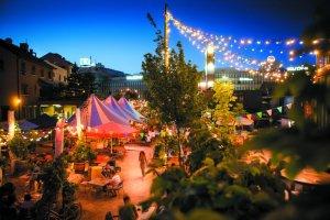 Zurych - idealne miasto na urlop w mieście. Ponad 50 kąpielisk na świeżym powietrzu, letnie festiwale i sposoby, jak zaoszczędzić