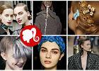 10 najgor�tszych trend�w na jesie� - pomys�y na fryzury z wybieg�w Dolce & Gabbana, Balmain, Fendi i innych