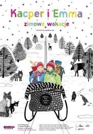 Kacper i Emma - zimowe wakacje - baza_filmow
