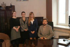 Ależ proces! Burmistrz Klinowski kontra obywatel Klinowski