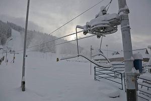 Z Nosala znowu będą mogli zjeżdżać narciarze. Powstanie nowy wyciąg
