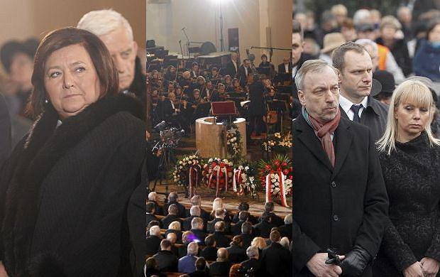 Pogrzeb Wojciecha Kilara.