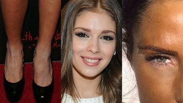 Lindsay Lohan, Klaudia Halejco, Katie Price