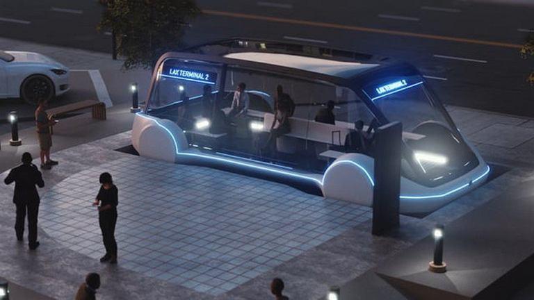 Elon Musk obiecuje nowy system transportu