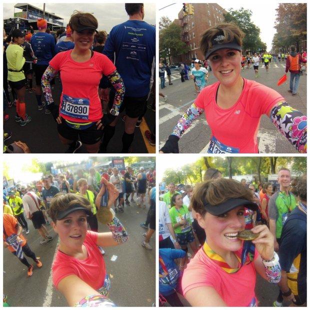 halfworn, nyc marathon, maraton, bieganie