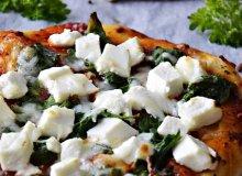 Pizzerinki ze szpinakiem i fet� - ugotuj