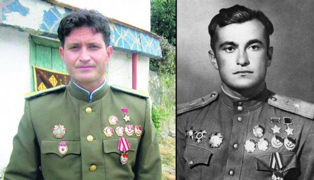 Sułtan Amet-Chan (1920-71) - filmowy (zagrał go reżyser 'Chajtarmy' Achtem Sejtabłajew) i prawdziwy. Za wyczyny wojenne został wyróżniony 15 orderami i medalami oraz dwukrotnie tytułem Bohatera Związku Radzieckiego. Jednak gdy po wojnie starał się o pracę w znanym instytucie lotniczym, jako Tatar nie otrzymał odpowiedzi. Pracę dostał dzięki kolegom lotnikom. Gdy władze radziły mu, by ułatwił sobie życie, wpisując w papierach, że jest Dagestańczykiem - odmówił.
