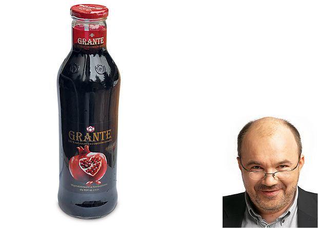 Grante, sok z owoców granatu, cena: 1 l - 25,90 zł