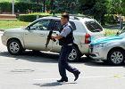 Kazachstan: Atak w centrum A�ma Aty, nie �yje trzech policjant�w i cywil