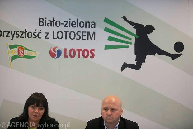 Bia�o-zielona przysz�o�� z Lotosem. Jowita Twardowska i Tomasz Boche�ski