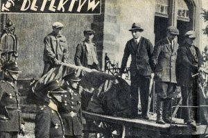 Najkrwawszy detektyw II RP. Historia prasowa