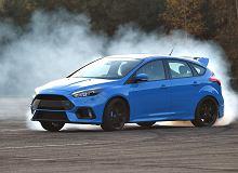 Ford Focus RS | Wygrasz go na konsoli