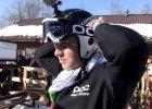 Prezydent Andrzej Duda przekazał swoje narty na aukcję WOŚP