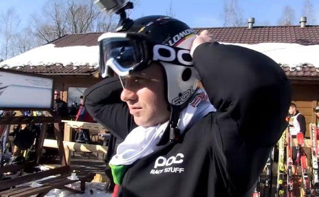Prezydent Andrzej Duda przekaza� swoje narty na aukcj� WO�P